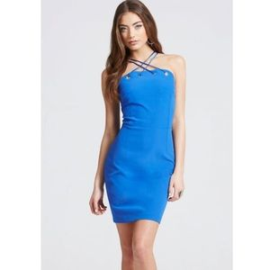 Girl on film from Little Mistress Bodycon Dress