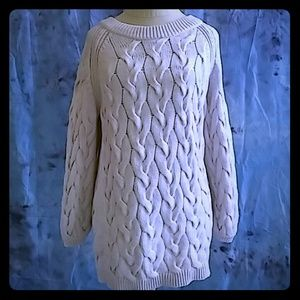 Merona Light Pink Sweater Dress