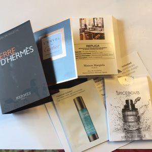 Other - Men's  Designer Fragrance Sampler