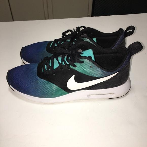 new arrival d7dec fd0e8 NIKE Men s Air Max Tavas Print Running Shoes SZ 10.  M 5a257bae5a49d0adea0ce0b3