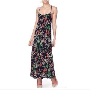 The Webster for Target Cross-Back Maxi Dress palm
