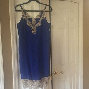 *NWT* Vintage Express Silk Dress