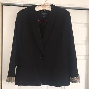Black American Eagle blazer