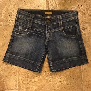 Nordstrom denim shorts never worn