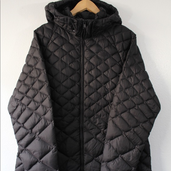 197719fac Women's The North Face quilted parka puff jacket