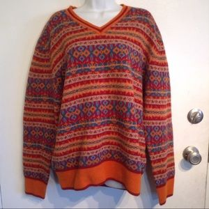 McNEAL CLOTHING CO Carlisle Lambswool Sweater
