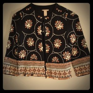 Jackets & Blazers - H&M embellished jacket