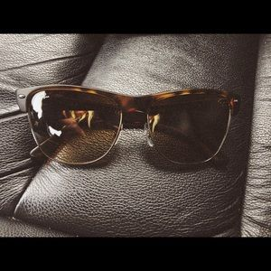 Ray-Ban Club Master - Large - Tortoise shell