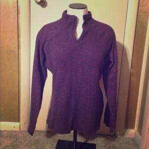 purple mountain sweaters on Poshmark