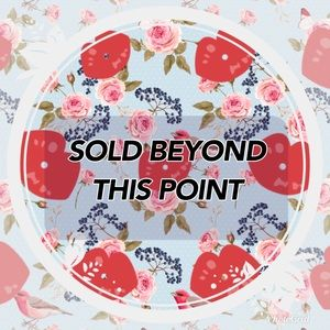 Accessories - Sold beyond this point