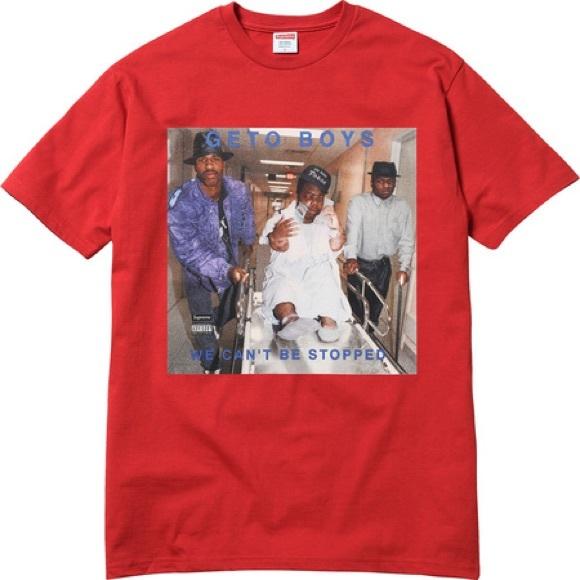 0f7d1c3ae337 Supreme Shirts | Geto Boys Tshirt Medium | Poshmark