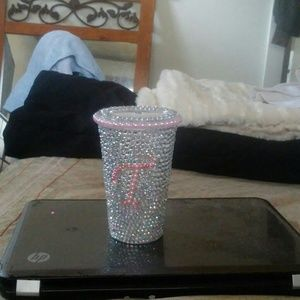 Other - Customized Blinged Out Tumbler