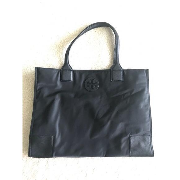 65d708c1951fd Tory Burch Ella Packable Nylon tote. M 5a2592b84e8d1744750d2208