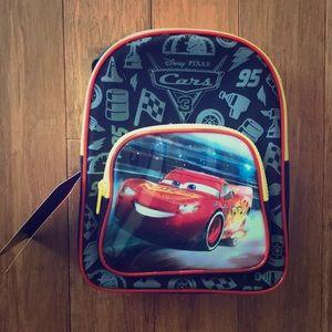 🆕 NWT Disney Pixar Cars Toddler Backpack