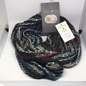 NWT Rising Tide Infinity scarf
