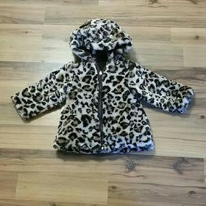 Other - Reversible kids cheetah jacket.