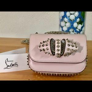 Christian Louboutin Sweet Charity NV Spikes Bag