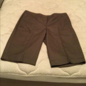 New York & Co.  Bermuda Shorts