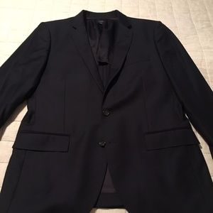 Navy Men's J. Crew Blazer