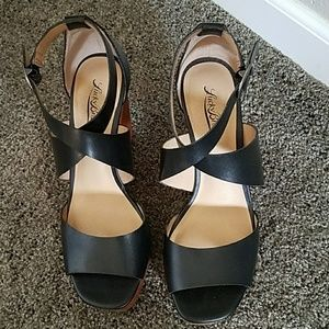 Lucky Brand Wedge Sandal
