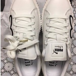 Puma Shoes - 💕🌈🆕🔥Puma Fenty by Rihanna Clara Lionel Creeper 81db8c106