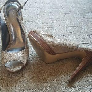 Calvin Klein Marissa Platform Sandals