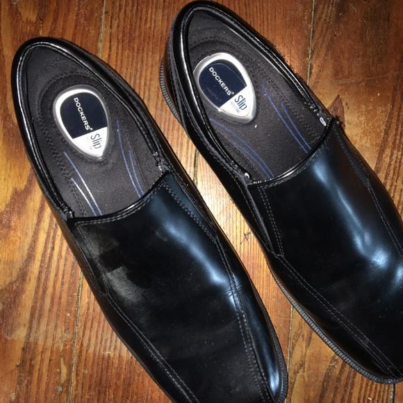 9b0e5ae1c3d82 Dockers Other - Dockers Slip Resistant Men s Dress Shoes Size 10.5