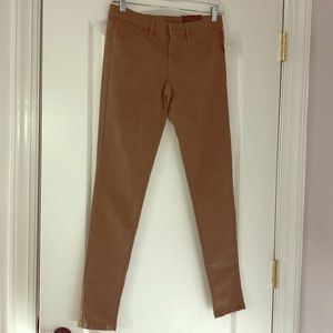 Tan Jeggings NWT