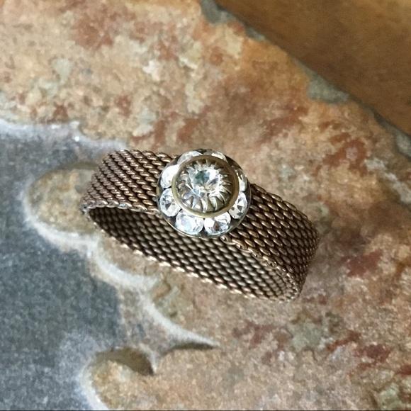 db1d00d19 Liz Palacios Jewelry | Crystal Ring | Poshmark
