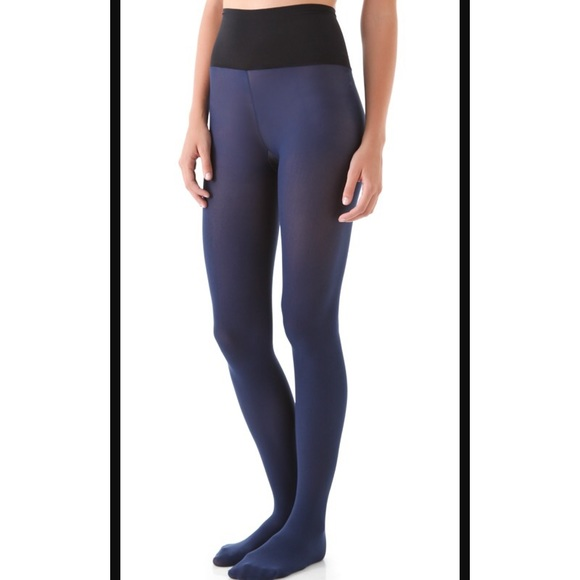 245a1623f09 ... Navy Opaque Tights  Navy Blue Ultimate Matte Opaque