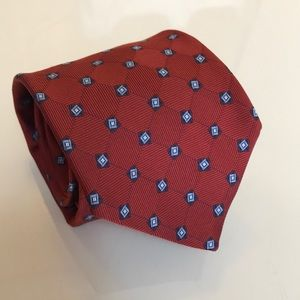 Brooks Brothers woven silk tie