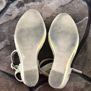 b627c7f5b Elle Shoes - FINAL SALE 🌼🌸Elle Yellow Wedge Heels🌼🌸