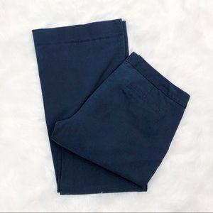J.Crew • Navy City Fit Pants