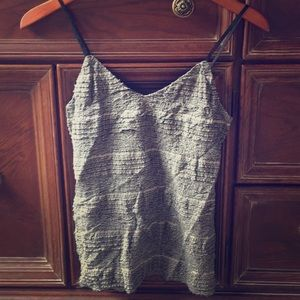 Banana Republic sleeveless cami.