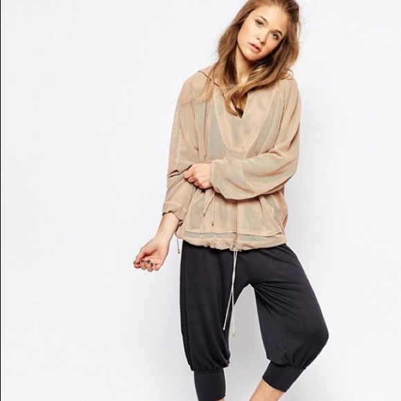 d5d36436e80e Free People Sweaters - FP Movement Just Breath Mesh Hoodie
