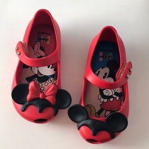 Mini Melissa Minnie & Mickey