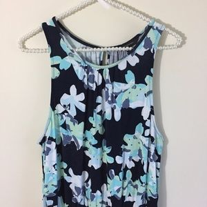 Banana Republic Dresses - Banana Republic Factory SZ L Sleeveless Dress