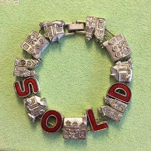 "Stretch Bracelet ""SOLD"" Realtor"