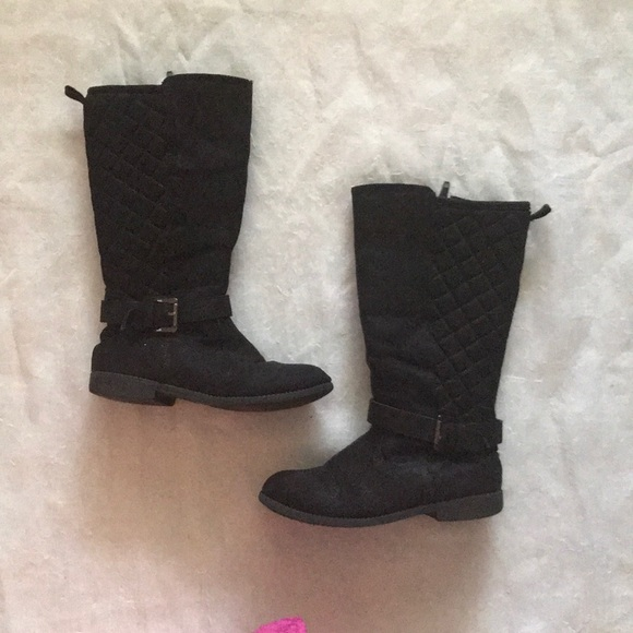 28909346b0 American Eagle By Payless Other - Little girl black boots size 13.5