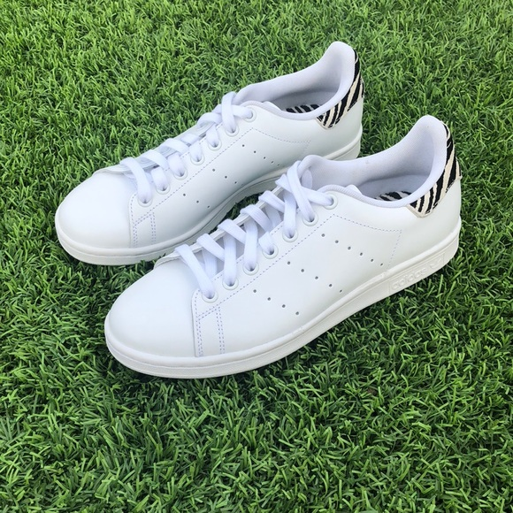 adidas Shoes - 🦓ADIDAS STAN SMITH ZEBRA PRINT SNEAKERS🦓 35eafdf3d