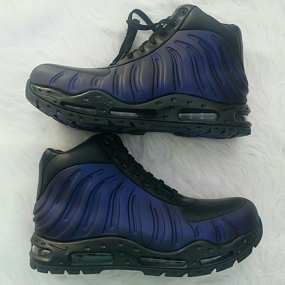 9151a86e60ae sale nike acg air max posite bakin boot dark metallic grey available 66a80  e142b  australia final pricenike air max acg foamposite boots 033eb 01acc