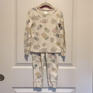 bb49facc58 Mini Boden Pajamas - Mini Boden Roald Dahl Glow-in-the-Dark Pajamas