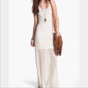Mimi Chica mini-maxi dress