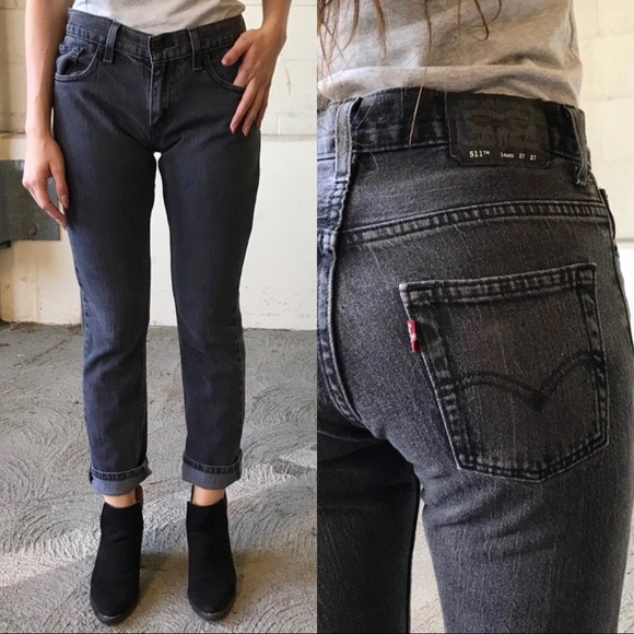 Levi S Jeans Vintage Levis Black Mom Poshmark