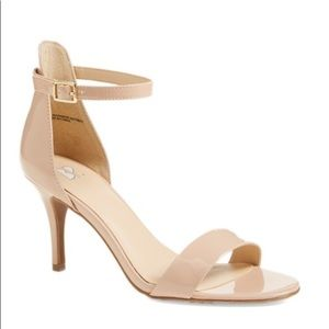 B.p. 'luminate' open-toe dress high heel sandal