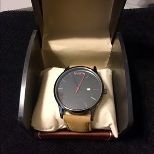 Other - New watch with hard storage case.  Last one