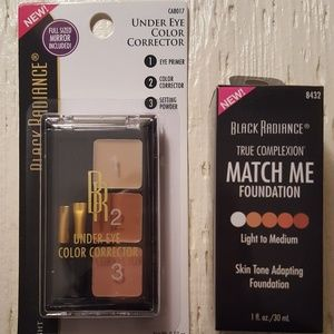 Match Me Foundation & Eye Color Corrector Bundle