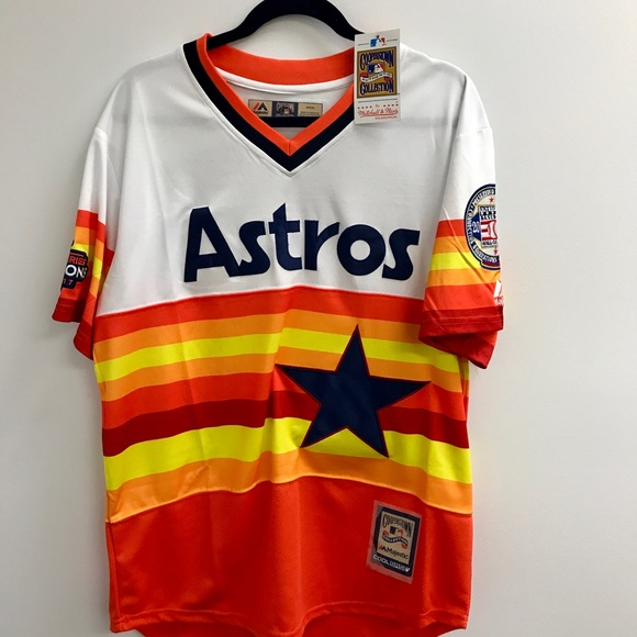 super popular e3bbf a09c0 NWT George Springer Houston Astros Rainbow Jersey NWT