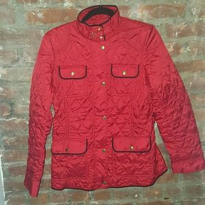 Red BR Barn Jacket