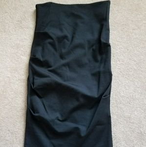 Nicole Miller black pencil skirt